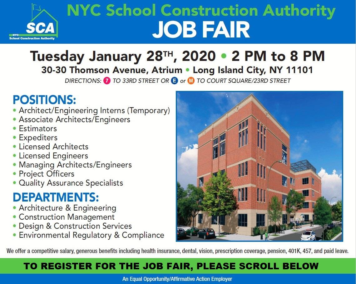 Job Fair 2020 Banner III